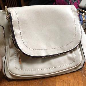 Gorgeous off white aldo shoulder bag EUC